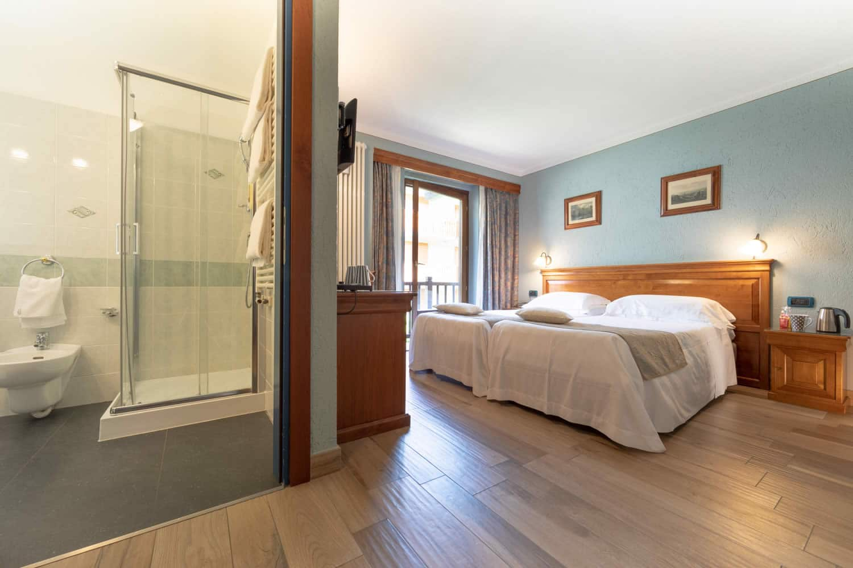 Hotel Glacier - Camera tripla